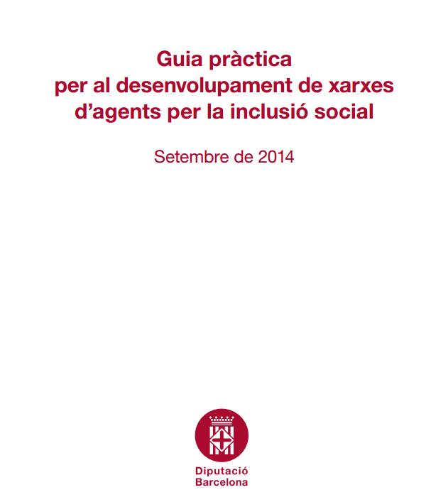 Publicación de la guía práctica para el desarrollo de redes para la inclusión social