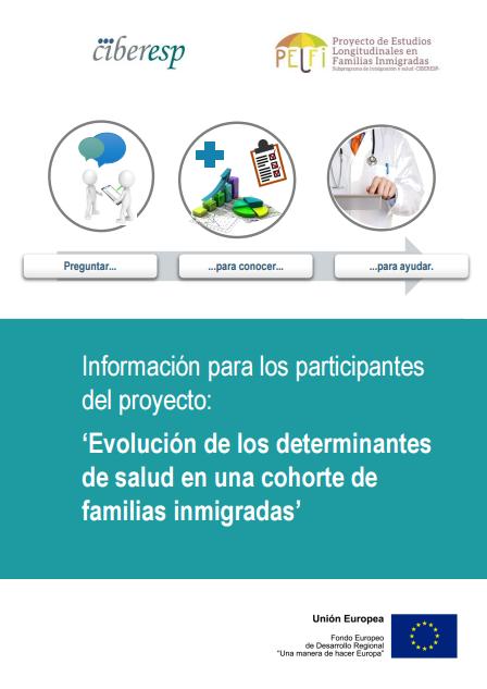 Evolució dels determinants de salut en una cohort de famílies immigrades