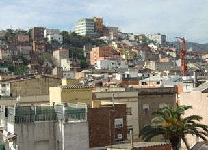 Dinamització d'una sessió participativa a Montcada i Reixac