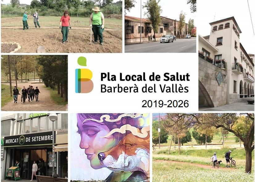 Aprovat el Pla Local de Salut de Barberà del Vallès 2019-2026