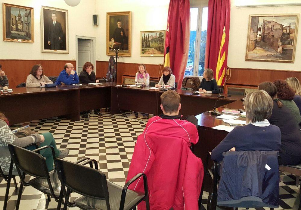 Tallers per elaborar la diagnosi dels plans educatius d'Artés, Tona i Sant Vicenç de Castellet
