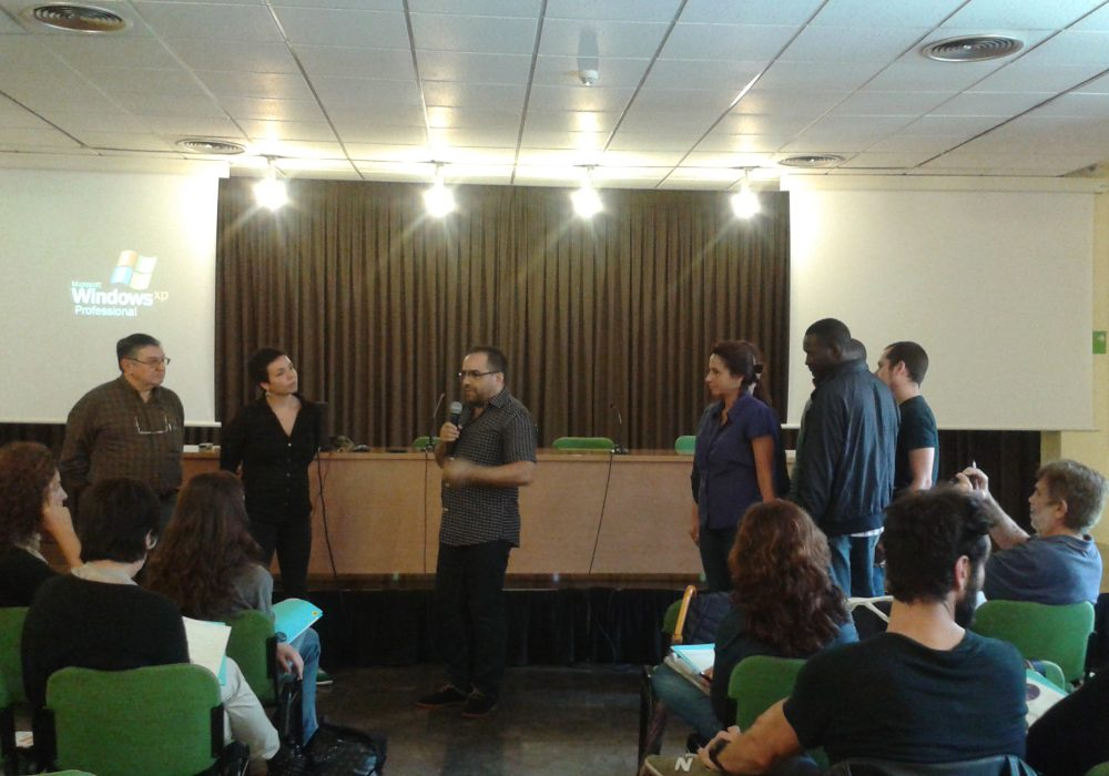 Presentació de l'estudi sobre accions de sensibilització a Sabadell