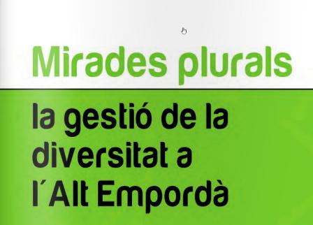 Publicació de 'Mirades plurals'