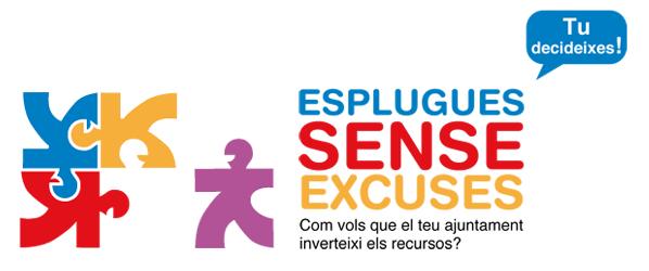 Presupuesto participativo del Ayuntamiento de Esplugues de Llobregat para el 2014