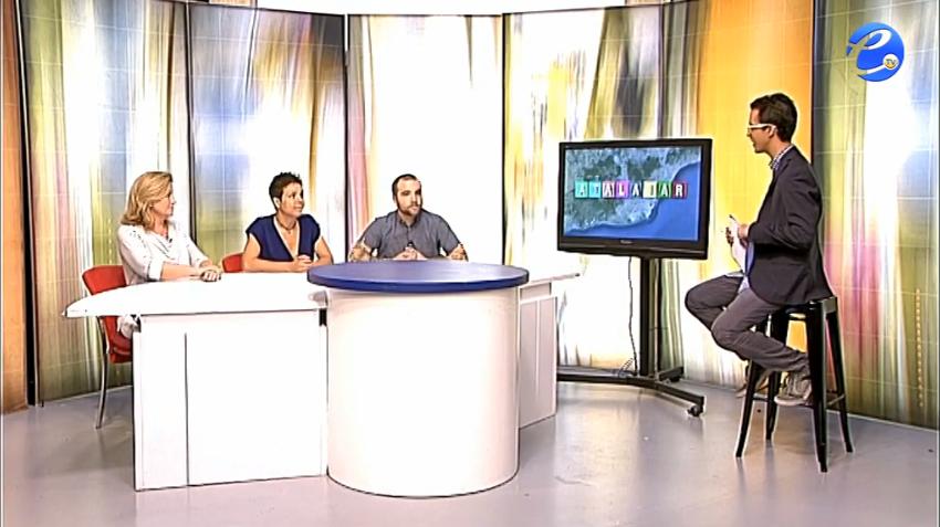 Entrevista a Raquel Moreno en Esplugues TV