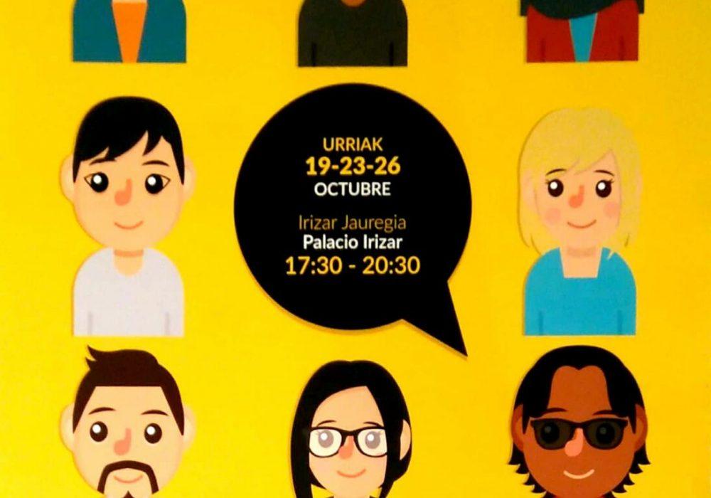 Sesiones formativas a las redes antirumores del País Vasco y Navarra