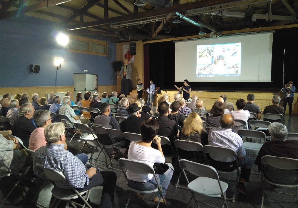 Participación ciudadana para decidir el proyecto de renovación del tramo de la N-150