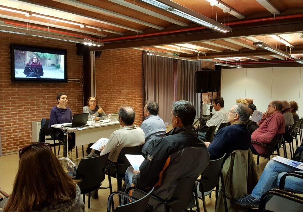 Sesión de presentación y participación para los Presupuestos Participativos de Esplugues 2018