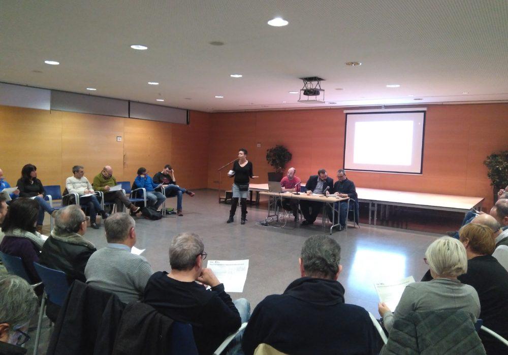 Pressupost Participatiu de Mataró: Dinamització de la sessió amb el Consell de Ciutat