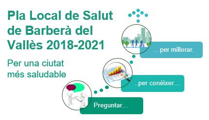Enquesta ciutadana del Pla Local de Salut de Barberà del Vallès