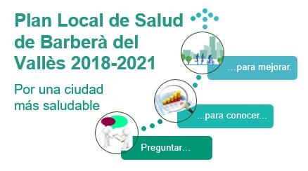 Encuesta ciudadana del Plan Local de Salud de Barberà del Vallès