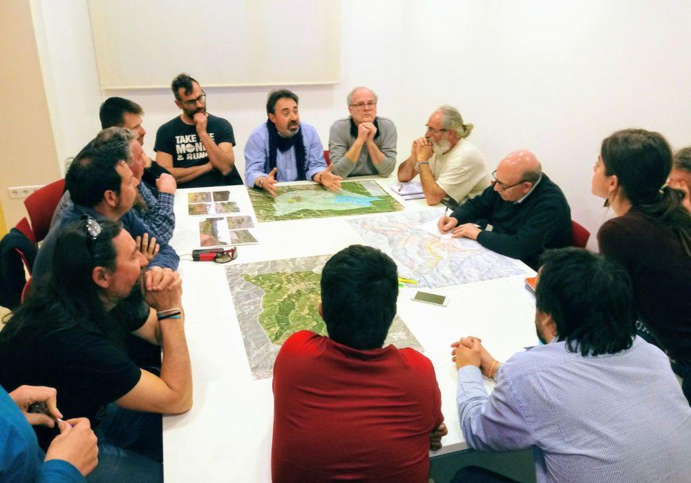 Proceso participativo para la modificación del PGM en Sant Climent de Llobregat