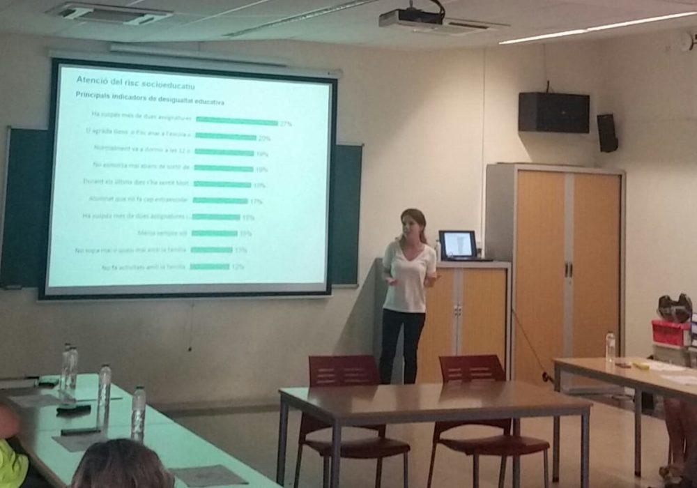 Presentación de la diagnosis del Plan Educativo de Llinars del Vallès