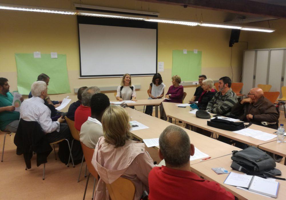 Jornada con entidades de Barberà del Vallès para el diseño de acciones del Plan Local de Salud