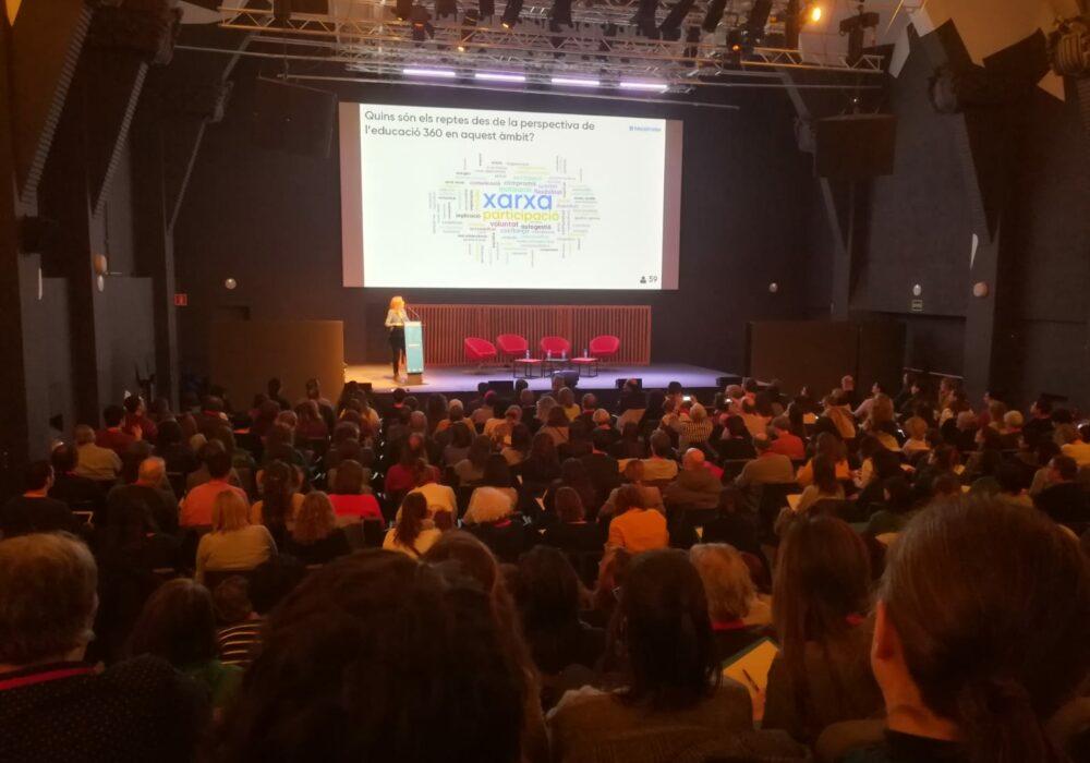 D-CAS participa en la Jornada Anual de la Aliança Educació 360
