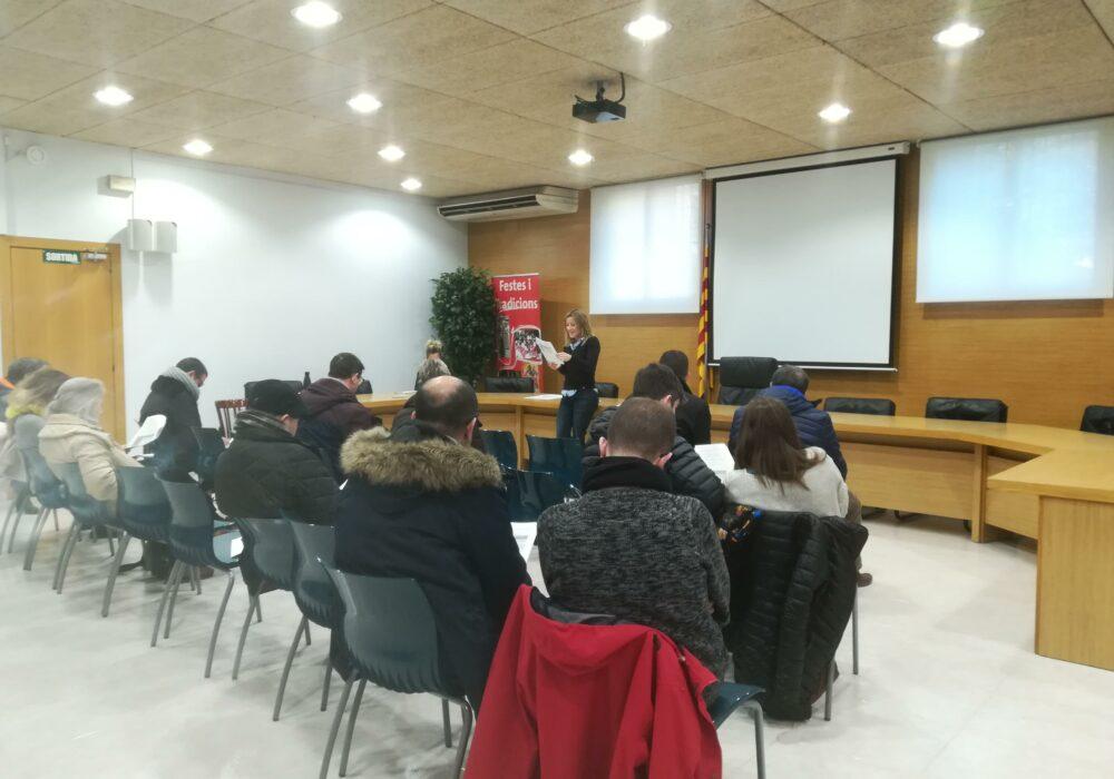 Presentació a entitats de la renovació del Pla Estratègic de Subvencions a Sant Vicenç de Castellet