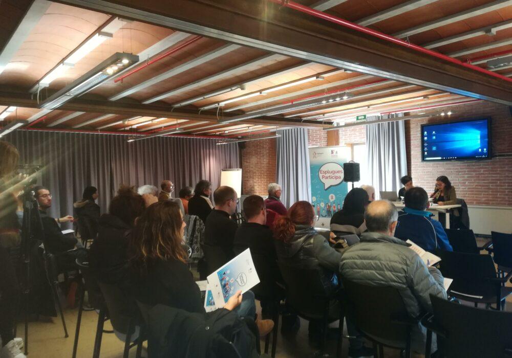 Inicia la sisena edifició del Pressupost Participatiu a Esplugues de Llobregat