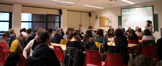 Presentació del Pla Educatiu de Llinars del Vallès