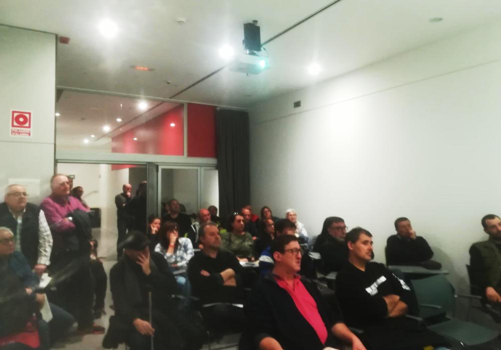 Jornada amb les entitats de Sant Vicenç de Castellet per a l'elaboració del nou Pla Estratègic de Subvencions
