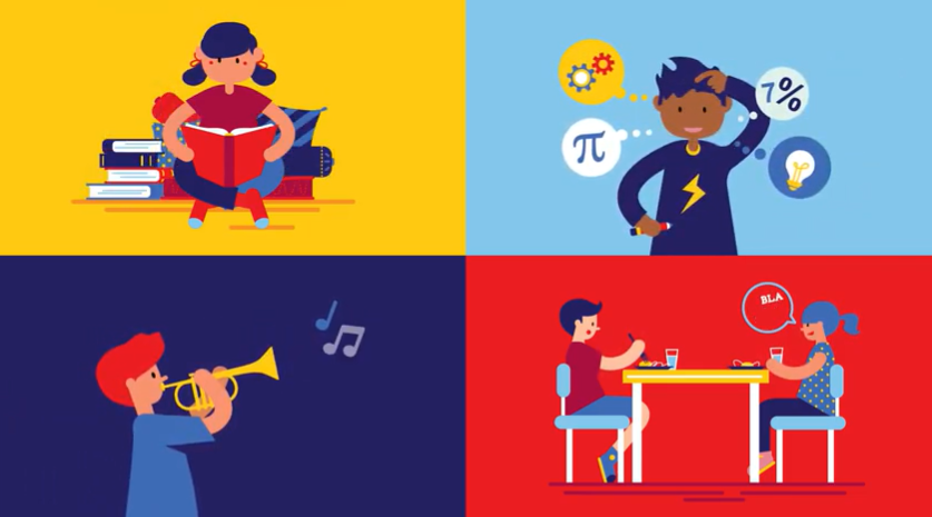 Educació a l'hora: D-Cas coordina la propuesta de cambios de horarios escolares