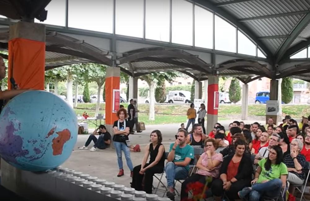 D-CAS en los talleres formativos organizados por la Fundació Catalana de l'Esplai y NuSOS