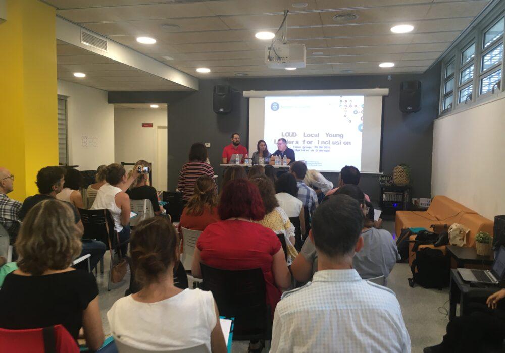 Presentem la diagnosi sobre la discriminació i delictes d'odi a la ciutat de L'Hospitalet