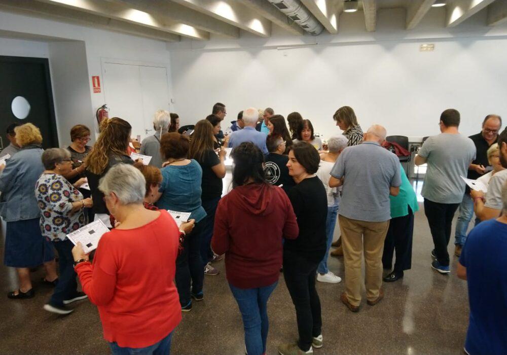 Éxito en la jornada con entidades y agentes promotores de la salud en Barberà del Vallès