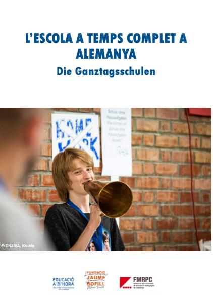 Hablamos de la educación a tiempo completo en Alemania