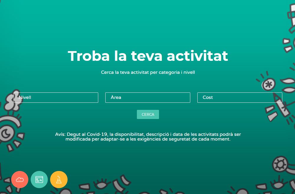 Catàleg d'activitats educatives de Sant Boi de Llobregat